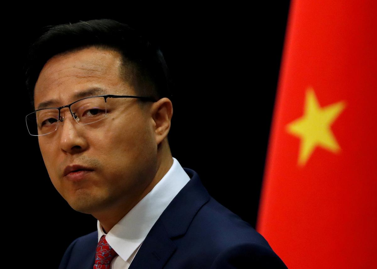 China, responding to Trump, says no need for a third party in border dispute with India