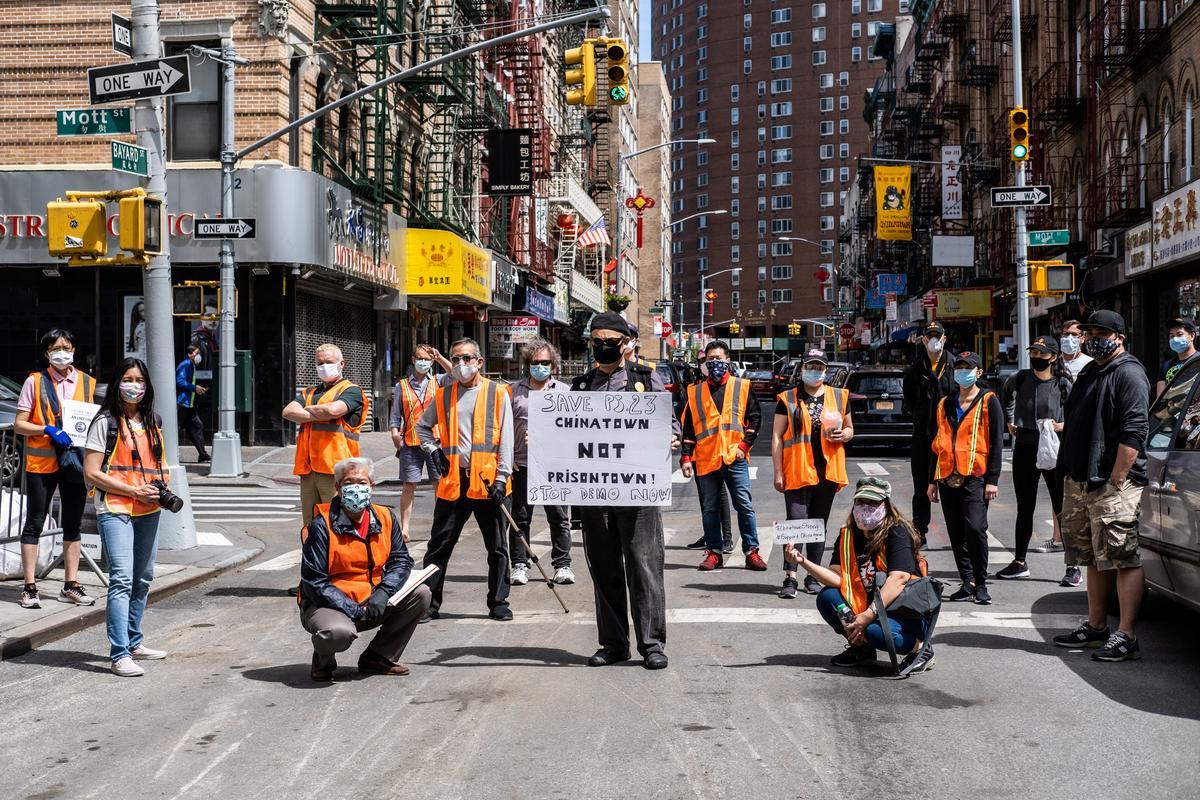 U.S. Asians, harassed over coronavirus, push back on streets, social media