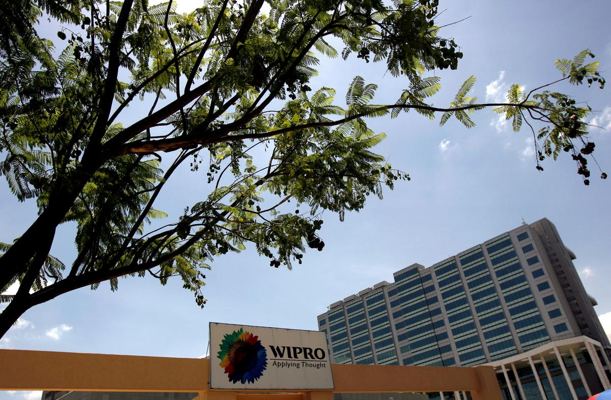 Image of article 'Indian IT firm Wipro names Capgemini's Thierry Delaporte as CEO'