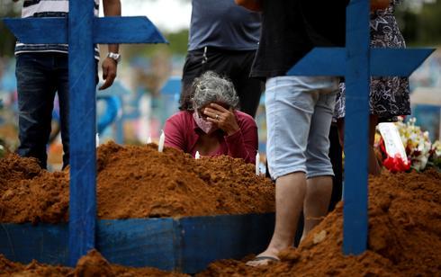 Coronavirus surges across Brazil