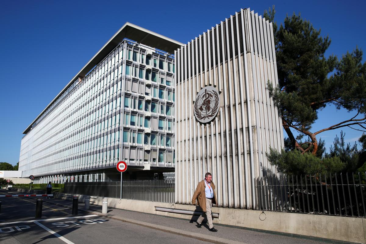 EU urges U.S. to reconsider decision to cut ties with World Health Organization 68