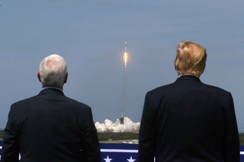 La NASA reprend les vols spatiaux humains depuis le sol américain avec le lancement historique de SpaceX