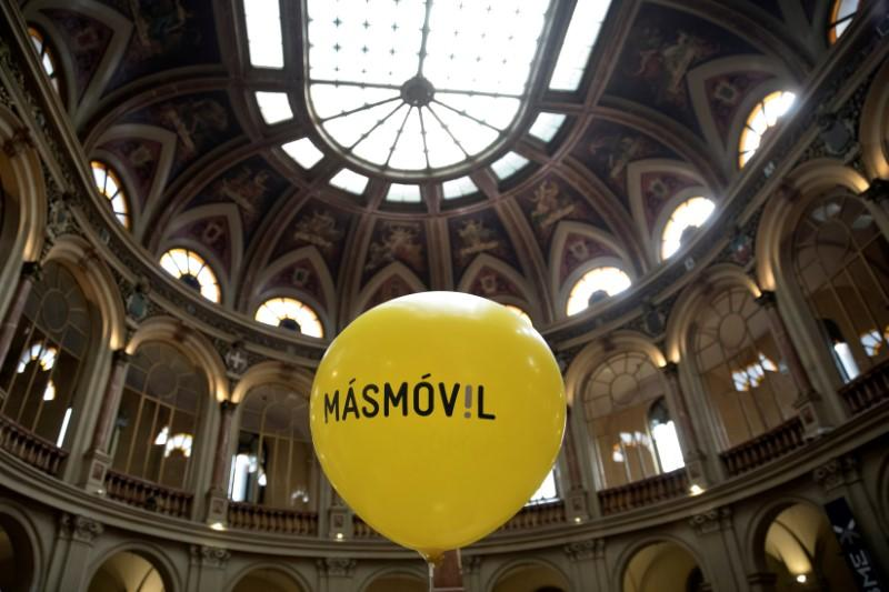 KKR and Cinven in takeover talks with Spain's MasMovil – sources