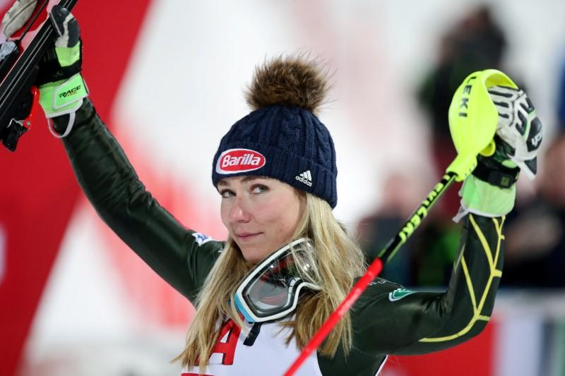 Alpine skiing: Faced with tragedy, Shiffrin chooses to give back