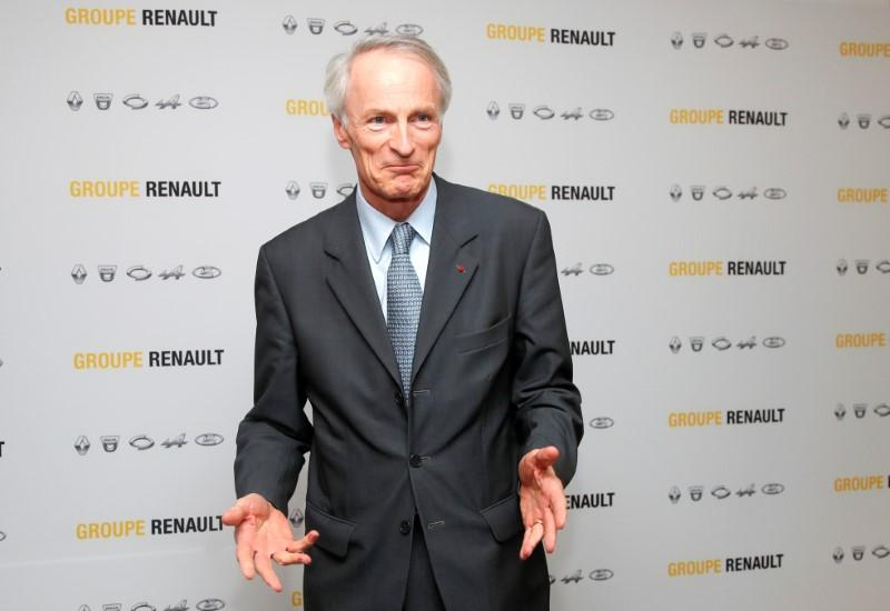 Renault chairman dismisses fears over potential Maubeuge closure
