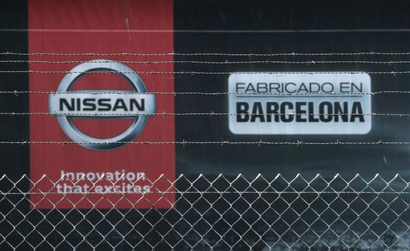 Nissan sees cost of quitting Barcelona at up to $1.7 billion, source says