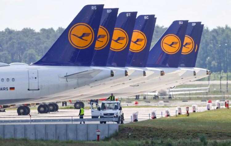 European shares near 3-month high; Lufthansa lifts Germany