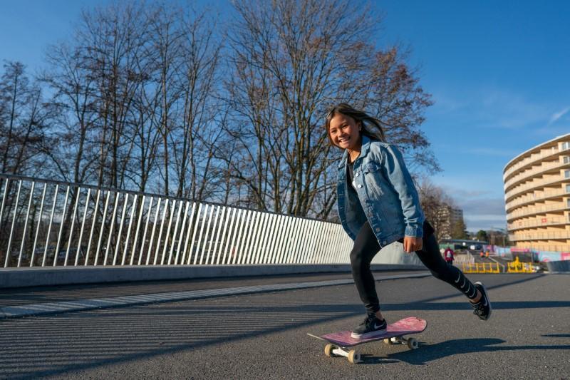 Skateboarding: British Olympic hopeful, aged 11, fractures skull