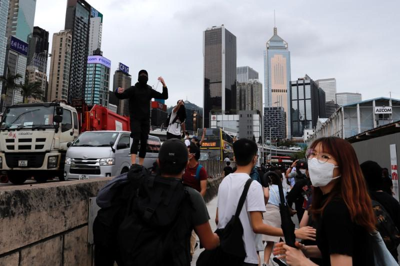 UK warns China against destroying the 'jewel' of Hong Kong with crackdown