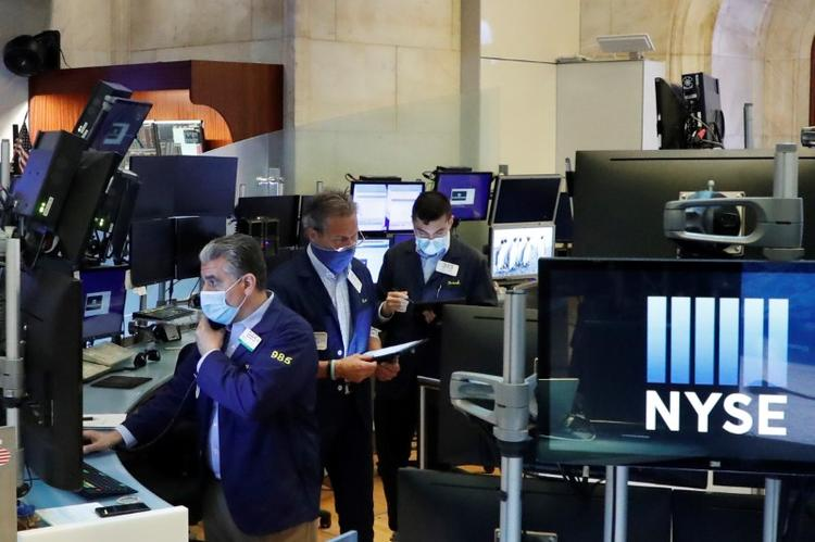 US STOCKS-S&P, Nasdaq set to open lower after four-day rally