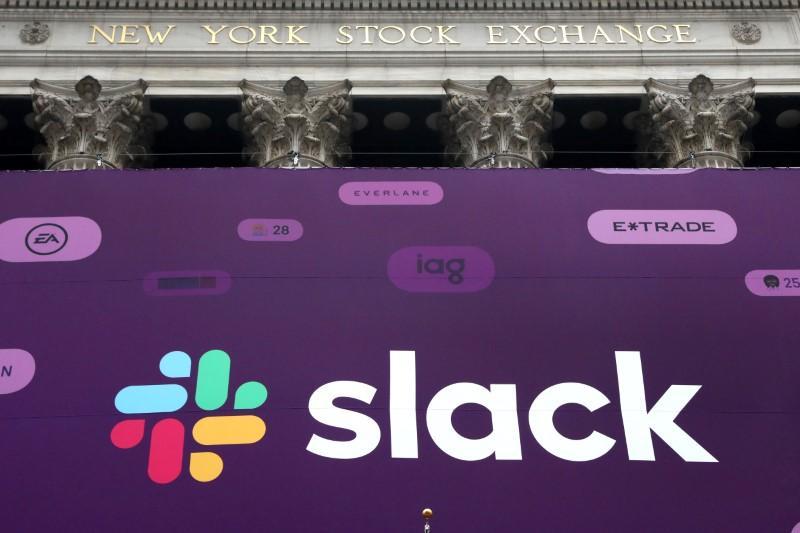 Image of article 'Slack revenue growth fails to impress, shares tank'