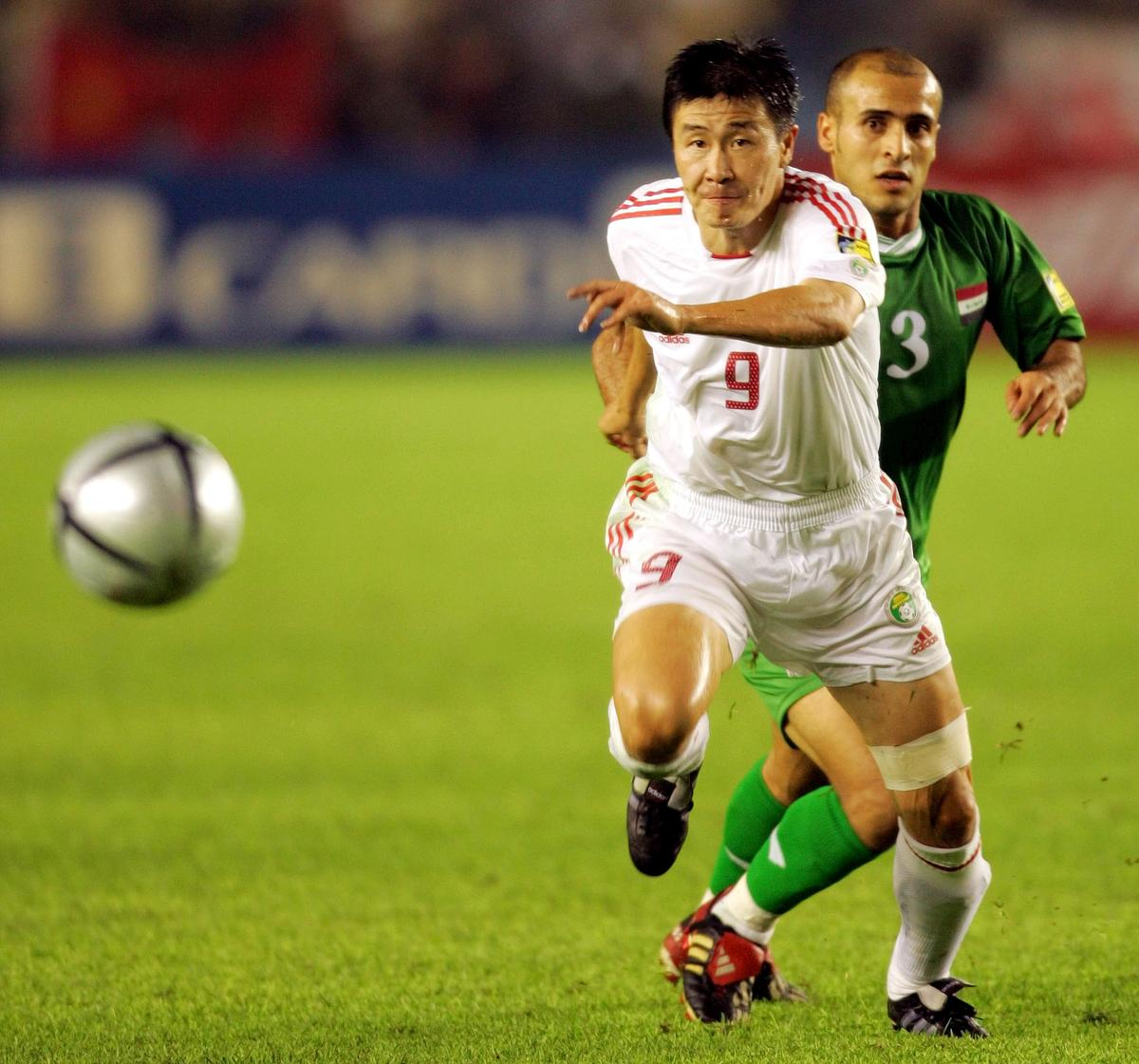 China says ex-soccer star's call for ouster of Communist Party is 'absurd'