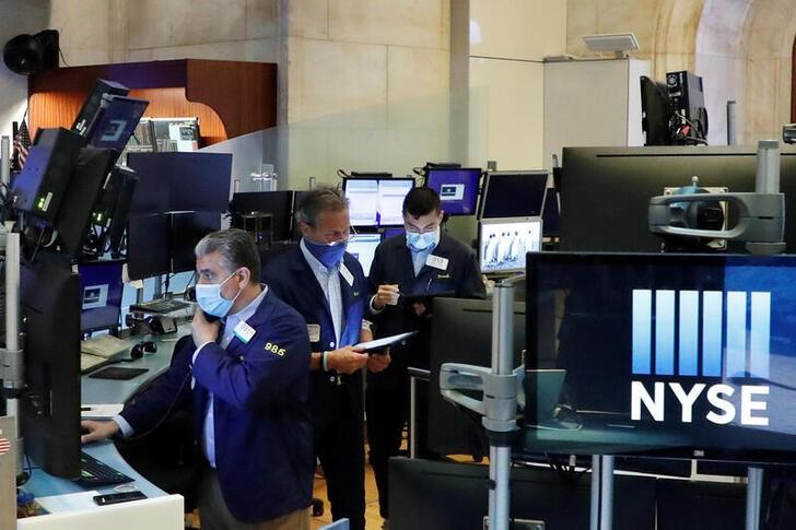 US STOCKS-Wall St jumps, Nasdaq set for record closing high after surprise jobs report