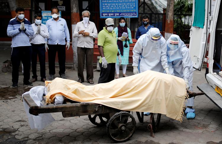 COVID-19 epidemics in India, South Asia growing but not exploding: WHO