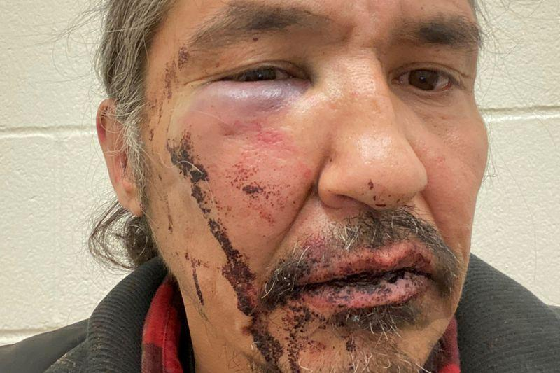 Canadians deserve answers after indigenous chief arrested, says security minister