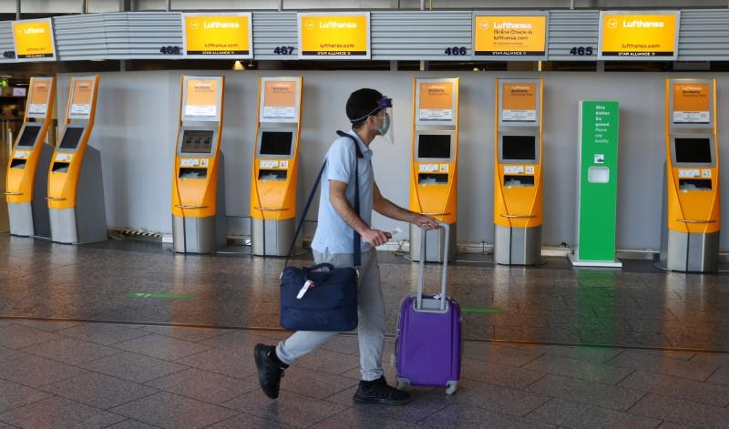 Germany to extend virus-related travel ban for non-European countries