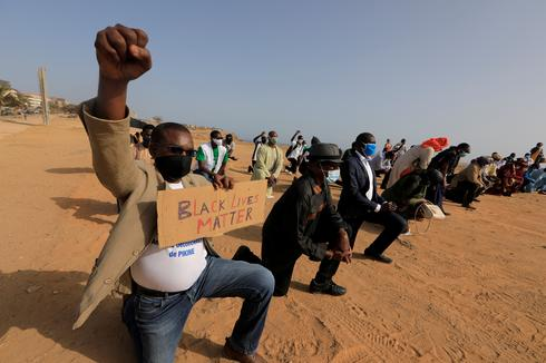 George Floyd's death sparks worldwide protests
