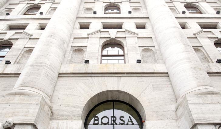 Borsa Milano frena e va di nuovo sotto 20.000 punti, giù banche, pesante Autogrill