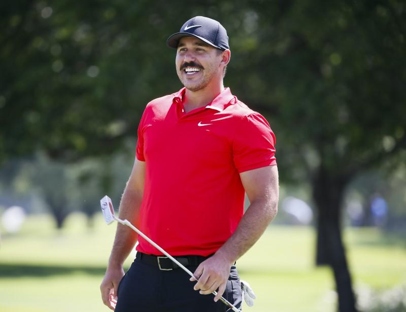 Golf: Fit-again Koepka gunning for world number one spot