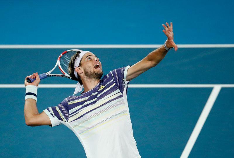 Tennis: Thiem joins Mouratoglou's innovative new league in France