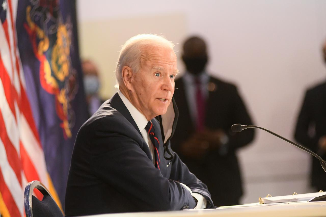 Liberal Groups Warn Biden He Could Lose Black Voters' Support If He Doesn't Do More on Policing Reform