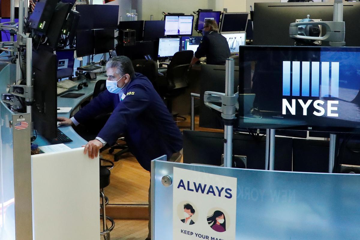 Stocks seesaw as rising coronavirus cases offset recovery hopes