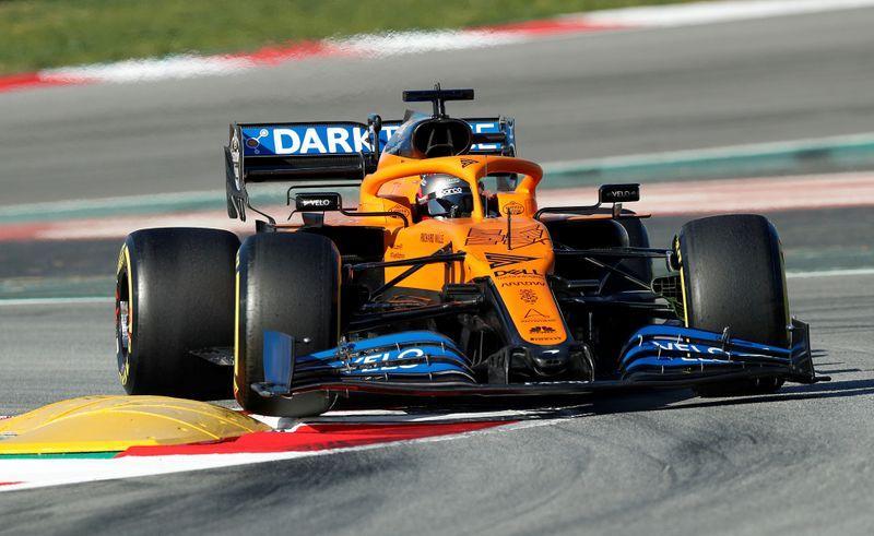 McLaren considering sale of a minority stake in F1 team: Sky