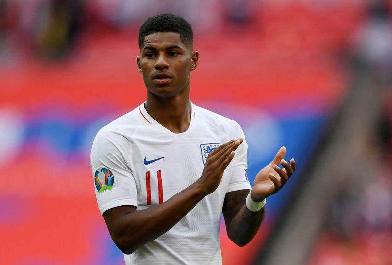 Speaking about social issues more normal for players now: Rashford
