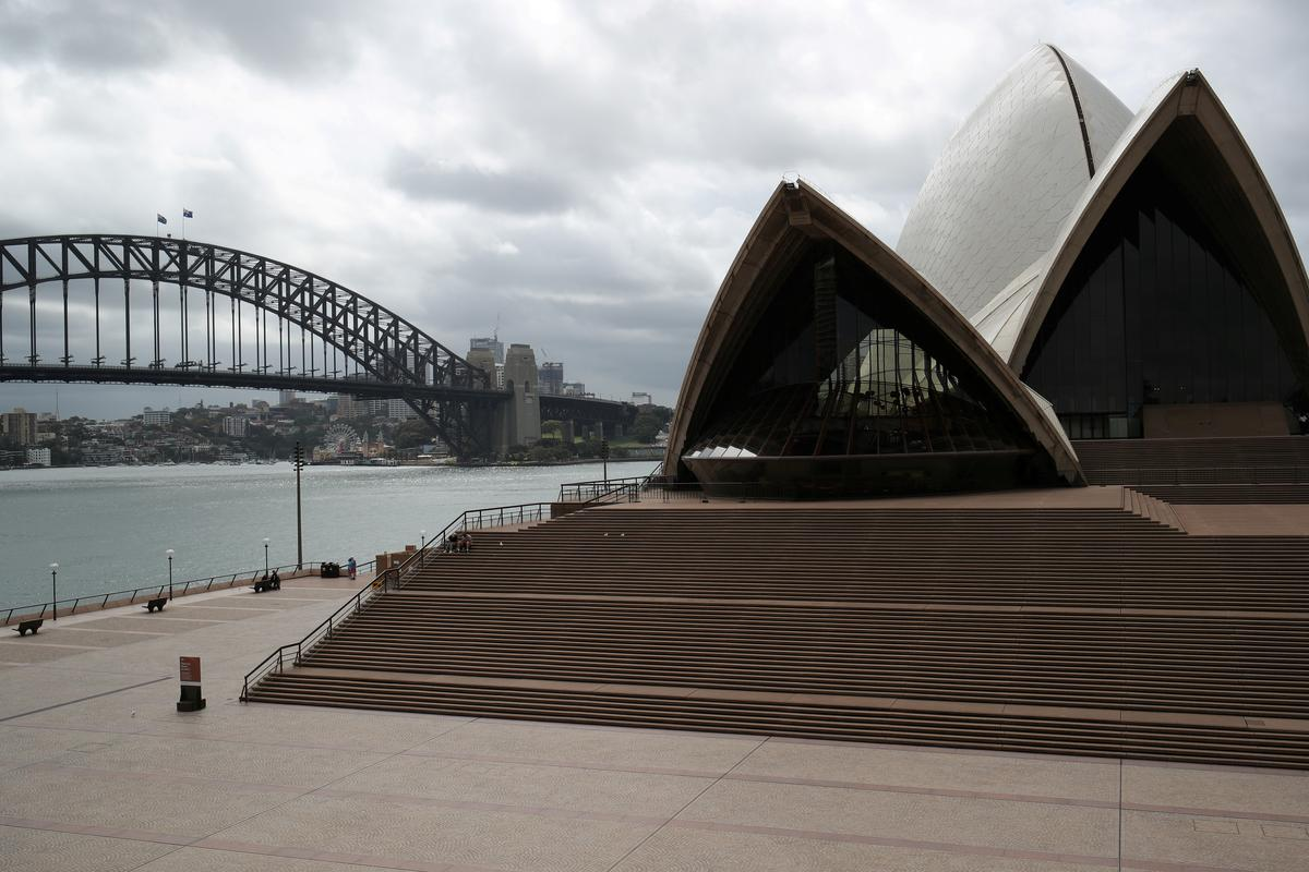 Lucky no more? Australia's golden economy faces long road to virus recovery