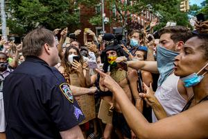 Pride returns to roots with protests for racial justice