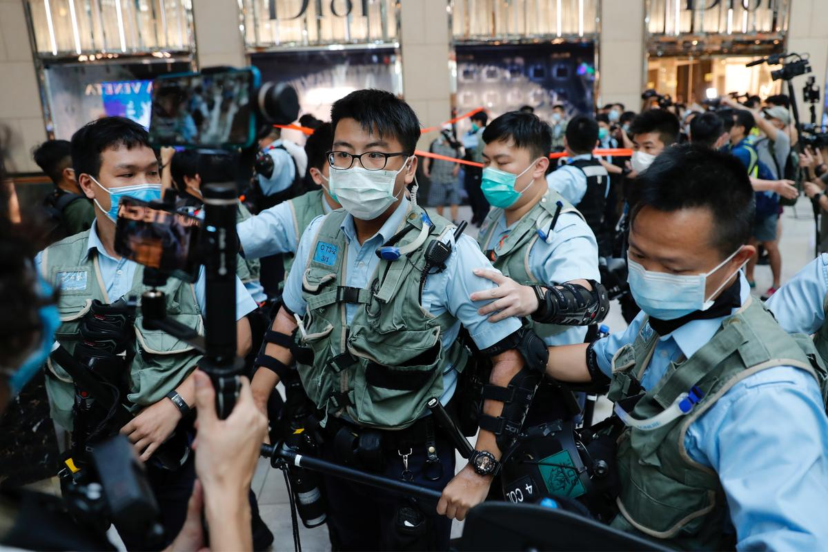 China passes national security law in turning point for Hong Kong 1