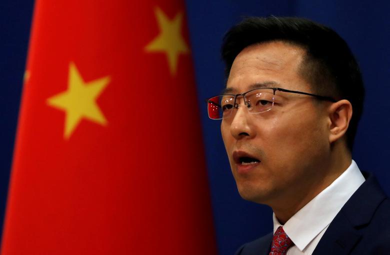 China decries US, Britain and Australia security partnership