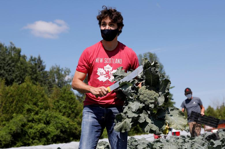Canada Day Party Goes Virtual Amid Covid 19 Restrictions Reuters Com