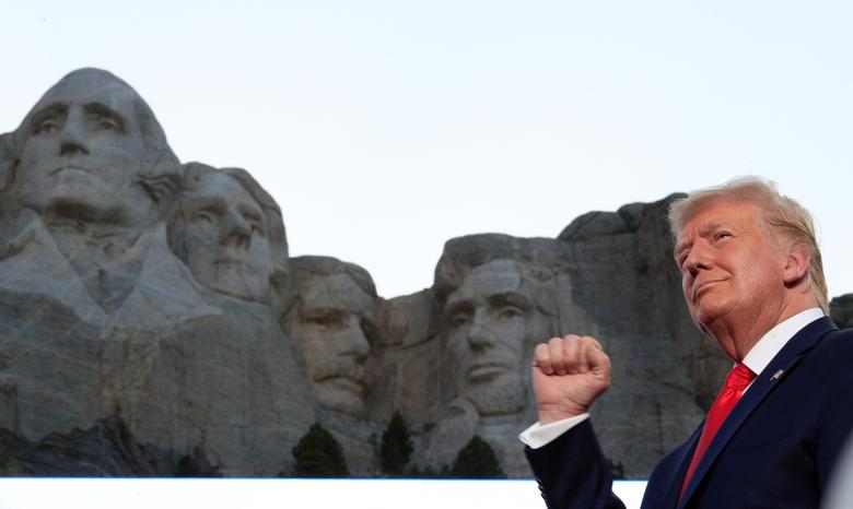 Dr. Richard Land Answers: Why Was Trump's Fourth of July Mount Rushmore Speech Controversial?