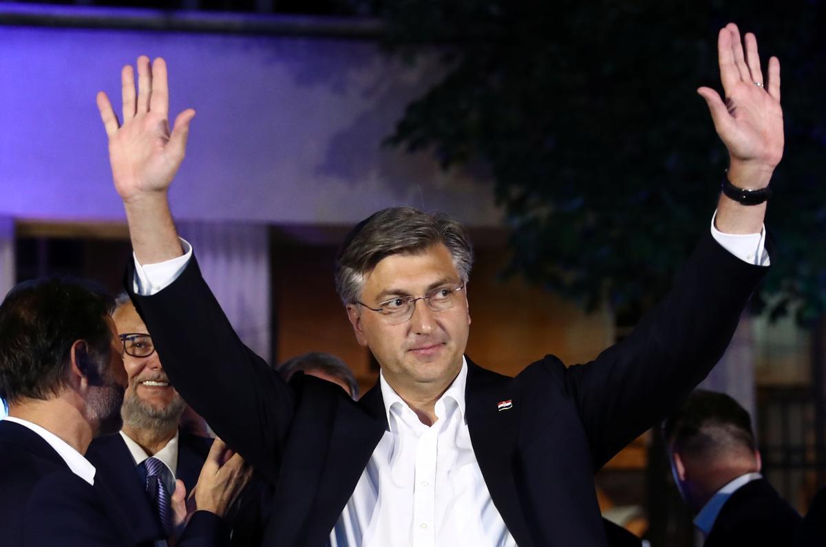 Croatia holds election amid sharp economic downturn, rising coronavirus infections - Reuters