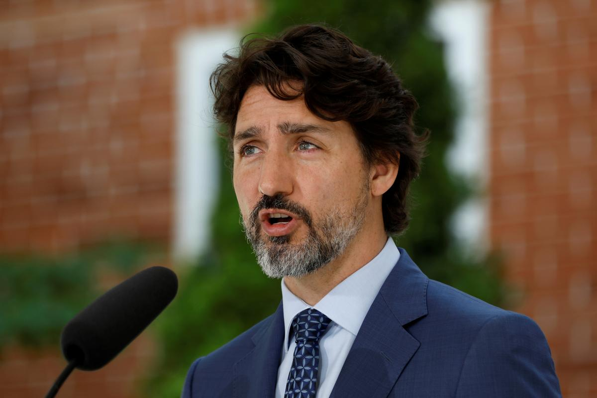 Trudeau skipping Trump summit with Mexican president