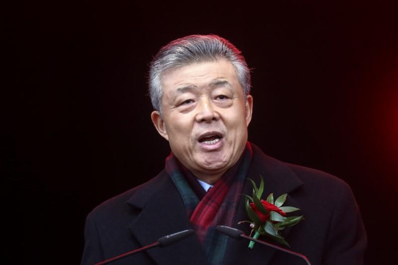 China rebukes UK for 'gross interference' over Hong Kong