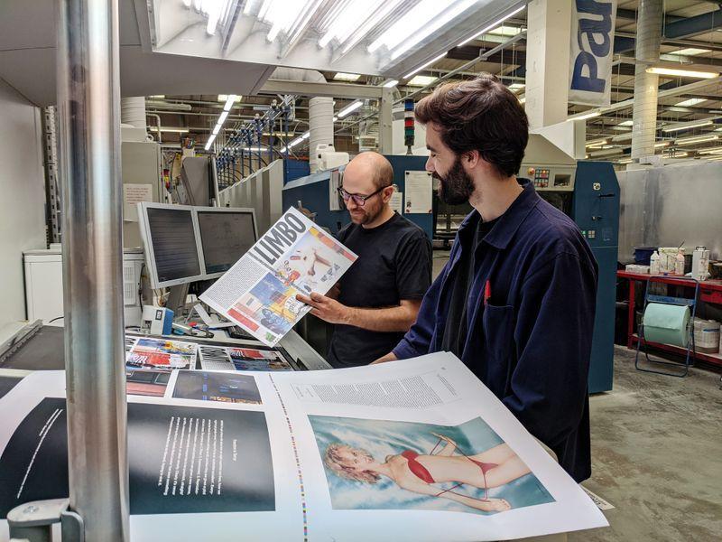 Revista de arte ajuda colegas sem trabalho e captura mundo durante isolamento