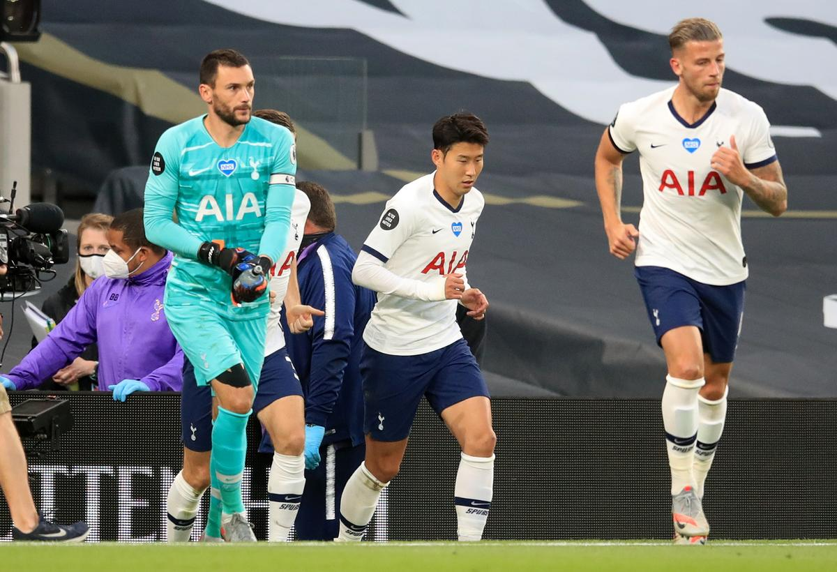 'Beautiful' Lloris-Son row a sign Spurs are growing up: Mourinho