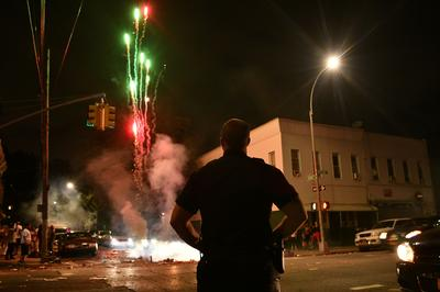 New York grapples with shooting surge as gunshots mix with fireworks