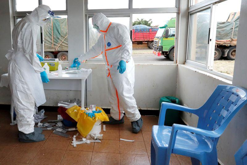 In Africa, lack of coronavirus data raises fears of silent epidemic - Reuters