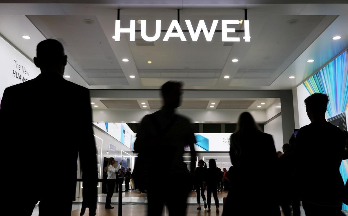 Exclusive: U.S. finalizing federal contract ban for companies that use Huawei, others