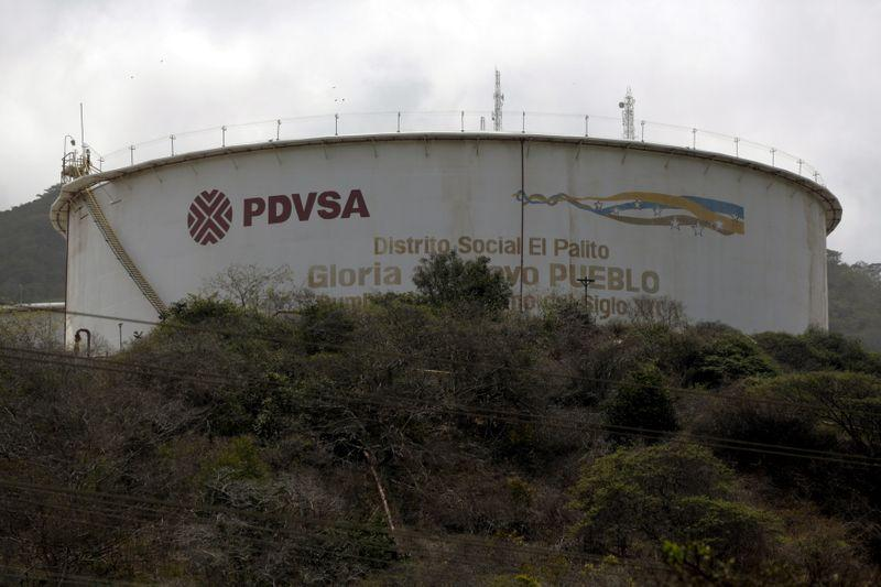 Venezuela's Guaidó names Citgo chief executive to board