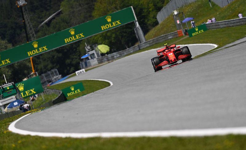 Ferrari warned over COVID-19 protocol breach - Reuters