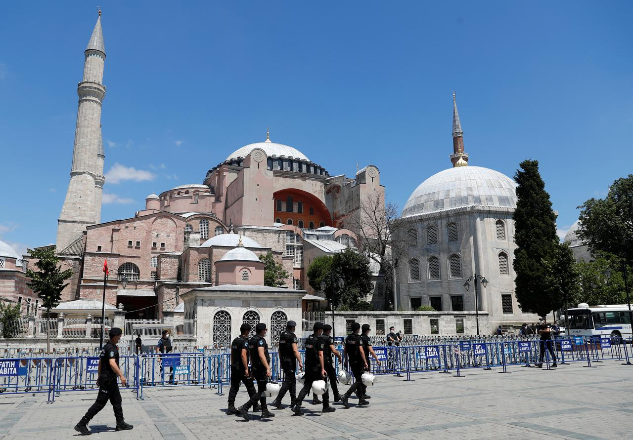 World Council of Churches Appeals to Turkey After Erdogan Converts Hagia Sophia Back Into Mosque