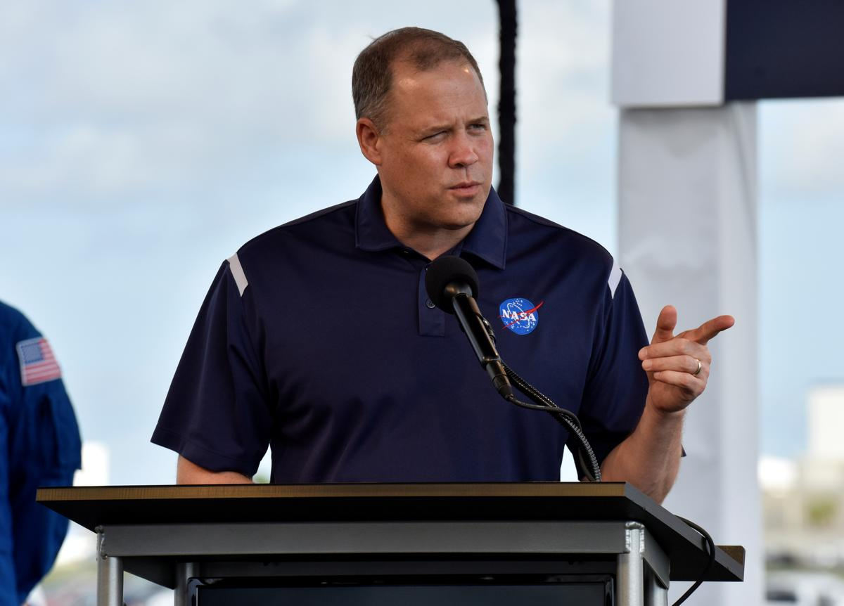 NASA chief says Russia ties 'solid' as Moscow's space chief rejects U.S.-led moon program - Reuters