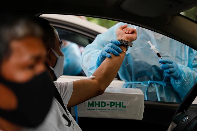 Philippines extends partial restrictions in the capital to contain ...