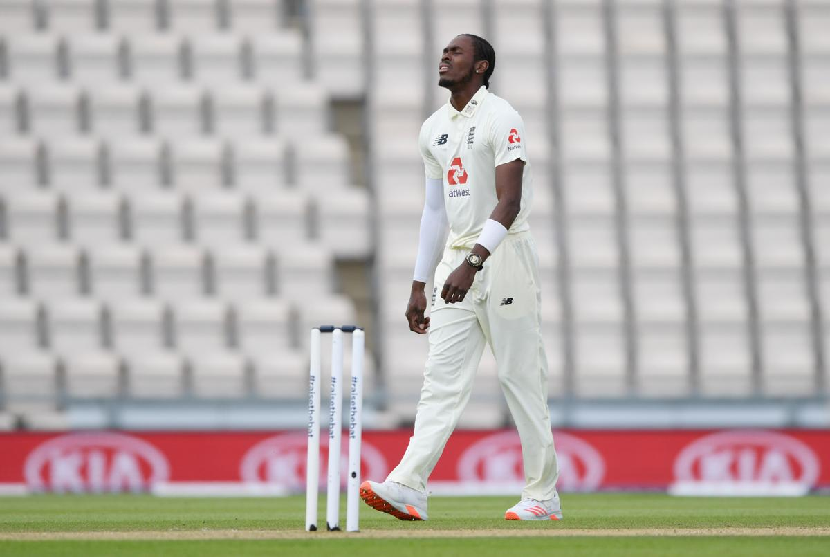 England's Archer misses second test for bio-secure protocol breach
