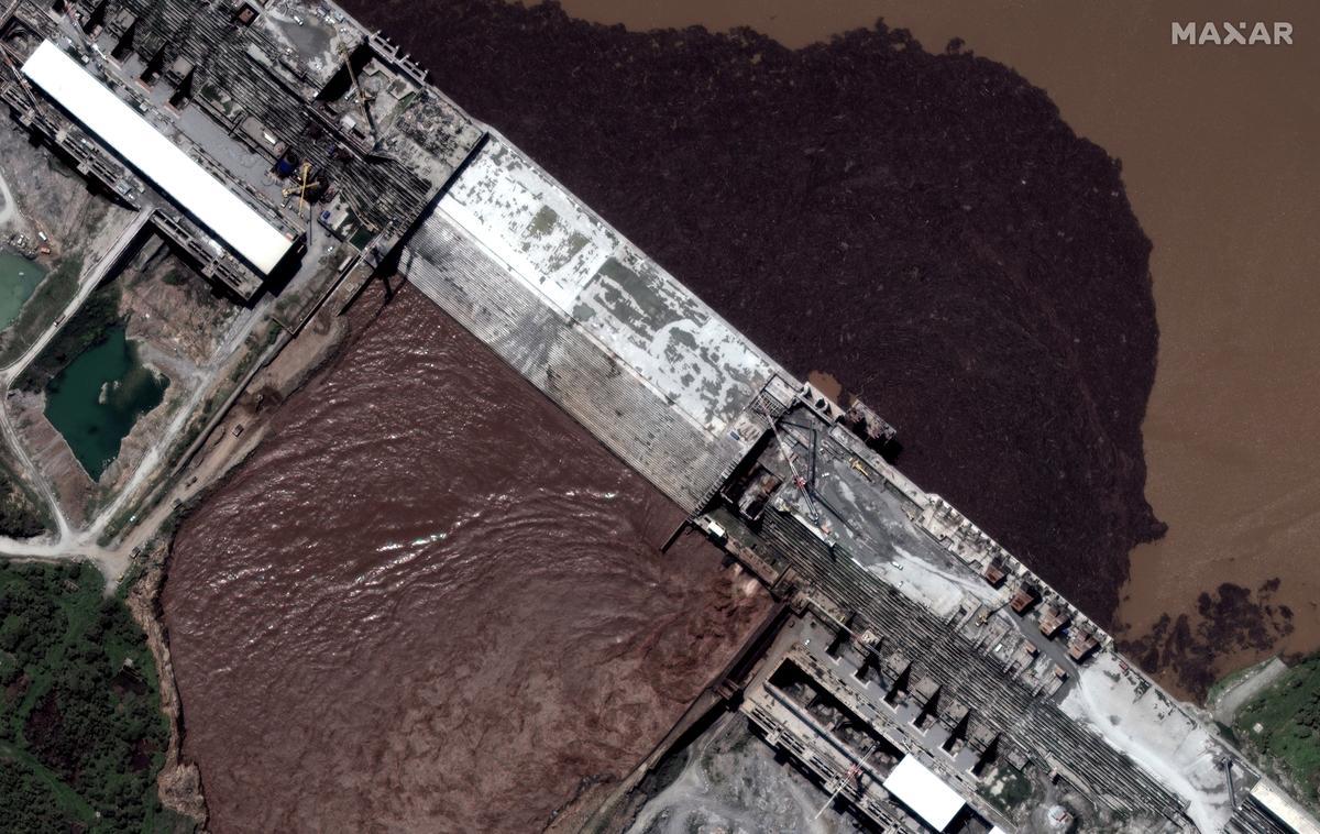 Sudan says Ethiopia denies filling the Renaissance dam reservoir