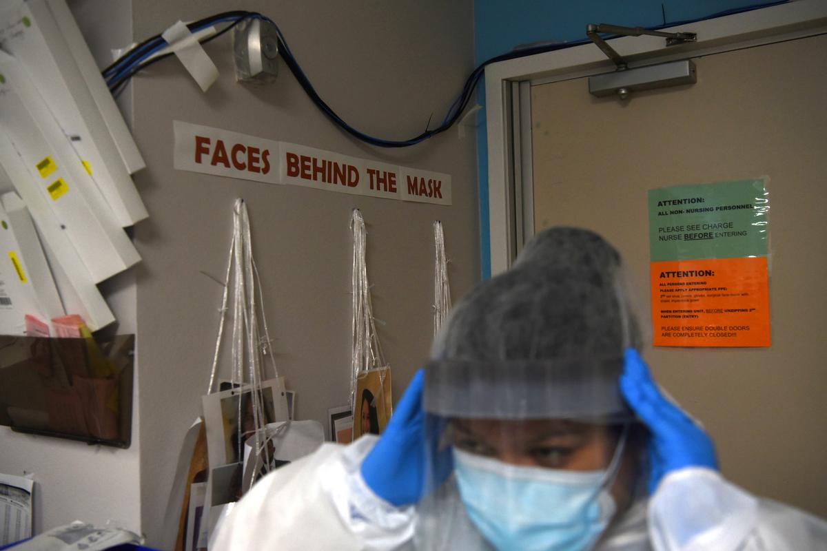 U.S. shatters coronavirus record with over 77000 cases in a day – Reuters